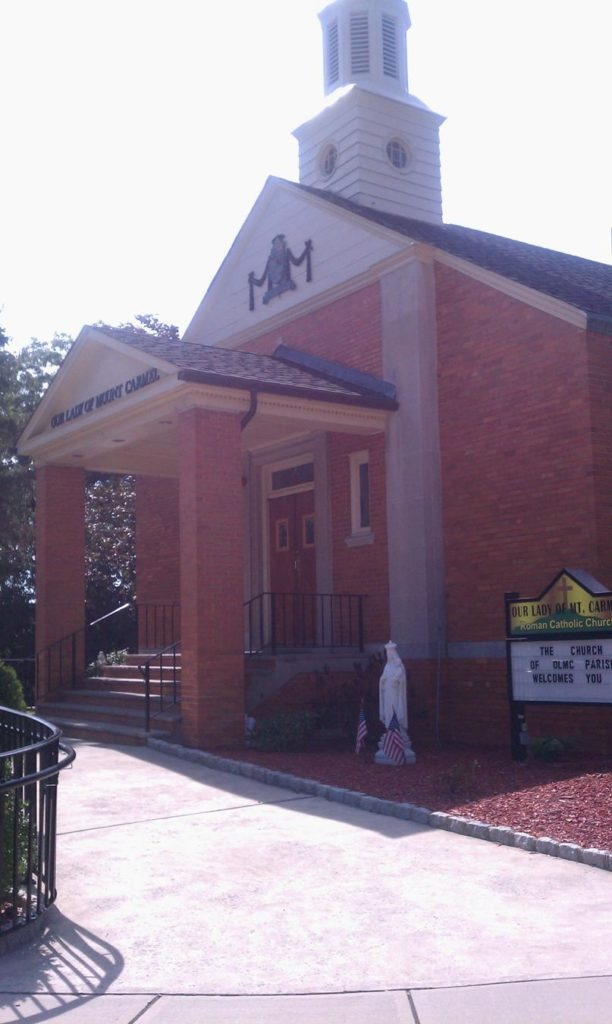 Our Lady Of Mount Carmel Home
