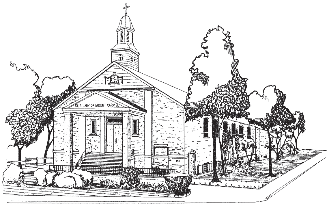 Church sketch